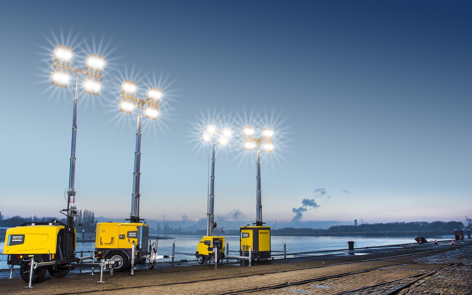Belysningsmaster